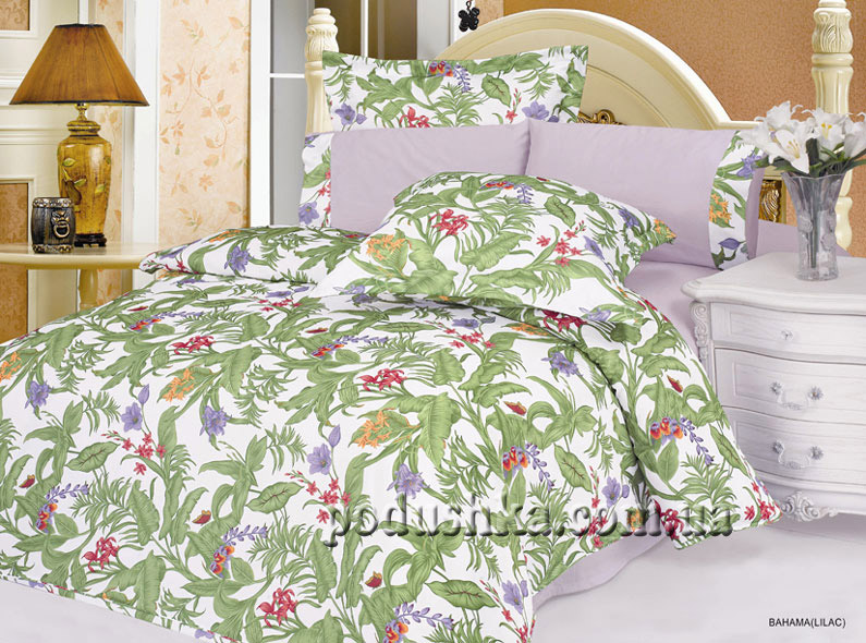 Комплект постели Bahama-Lilac