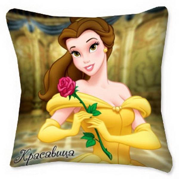 Подушка Красавица