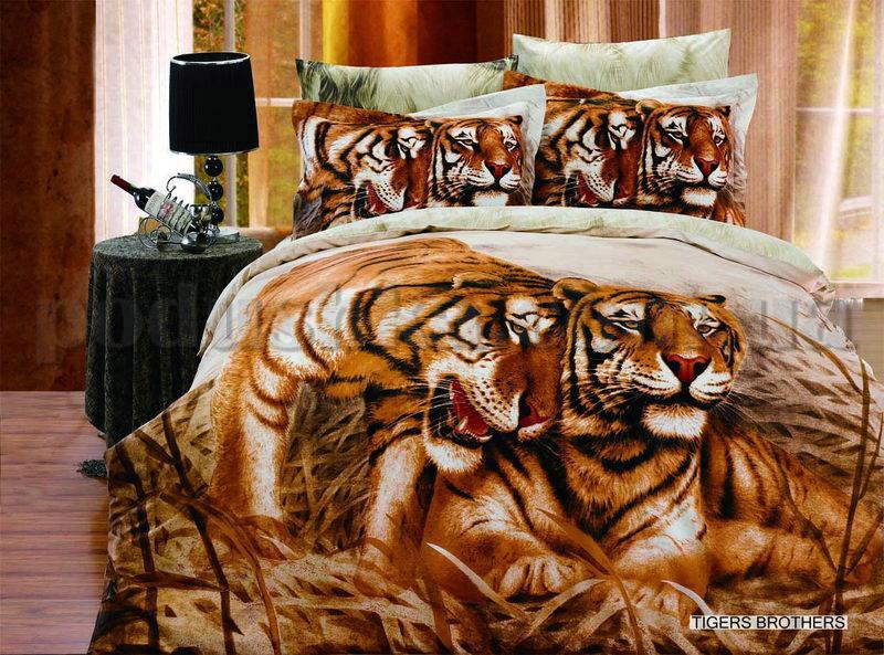 Постельное белье Arya Tigers brothers