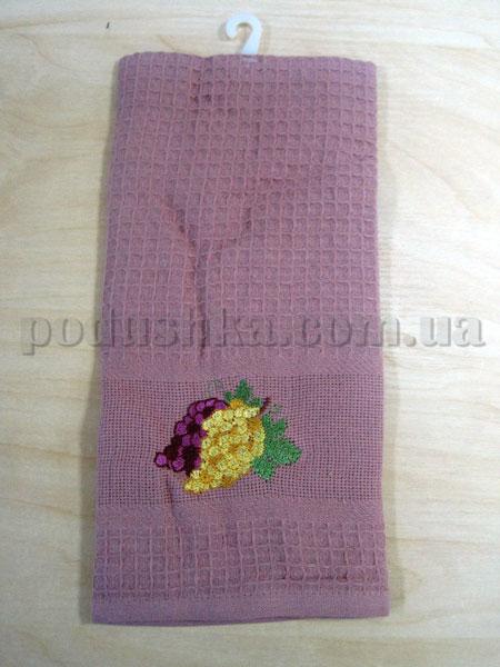 Набор вафельных кухонных полотенец Mariposa 012 Виноград