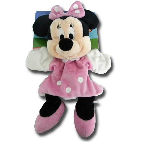 Мягкая игрушка-марионетка Мышка, 25см