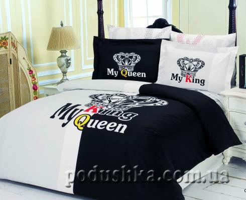 Комплект постели Crown, Le Vele