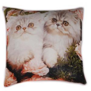 Антистрессовая подушка-малютка Кошки