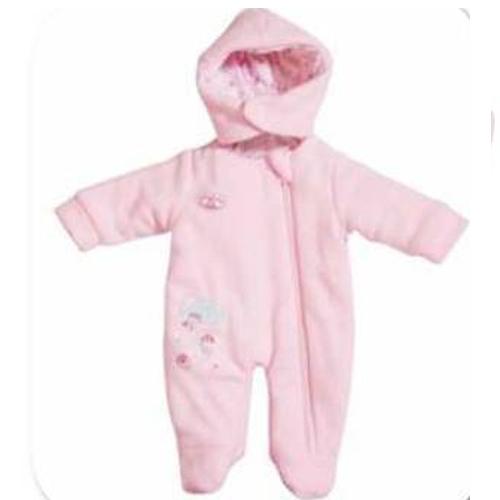 Одежда для куклы Baby Annabell - Теплый комбинезон