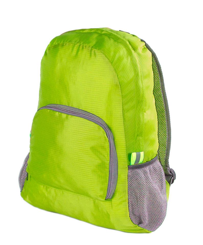 Рюкзак складной Traum 7071-13 салатовый