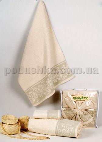 Набор махровых полотенец Maisonette Home goods