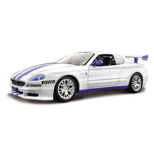 Автомодель - Maserati Trofeo (ассорти бело-синий, бело-красный, 1:24)