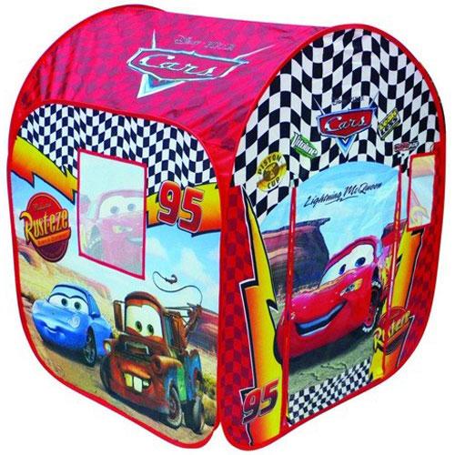 Игровая палатка-домик Машинки