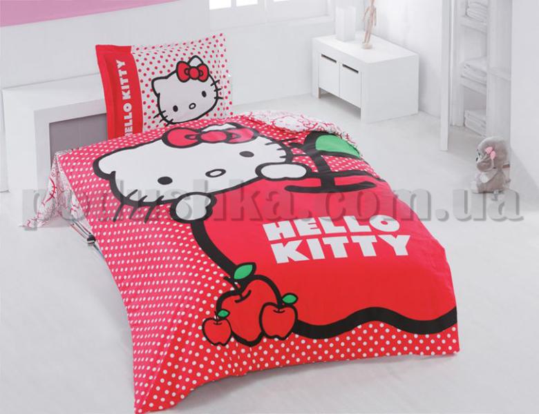 Постельное белье Altinbasak Hello Kitty Apple