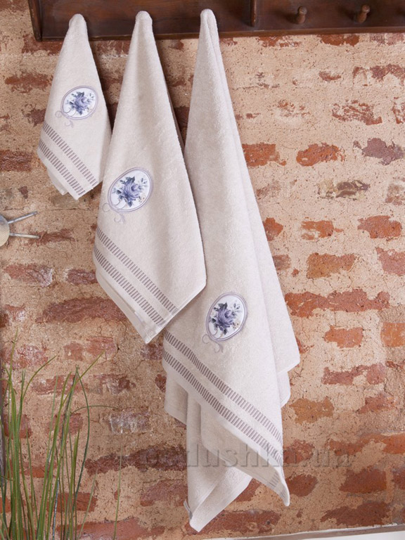 Набор полотенец Pavia Jade - 4 шт