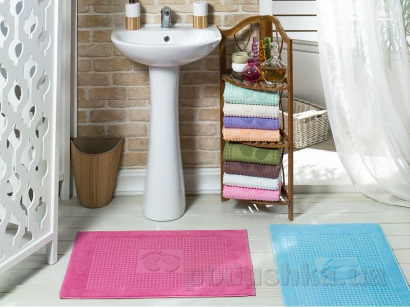 Коврик в ванну Arya Winter светло-розовый 50х70 см  ARYA