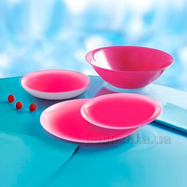 Столовый сервиз Luminarc Fizz Strawberry H8807 18 предметов