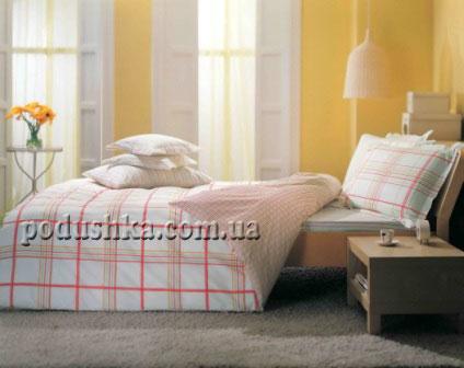 Постельное белье Vertigo розовый ТАС