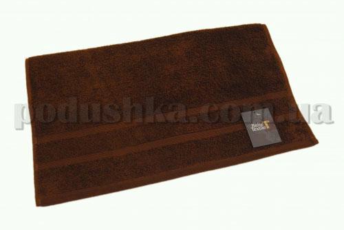 Полотенце махровое Belle-Textile Classic темно-коричневое