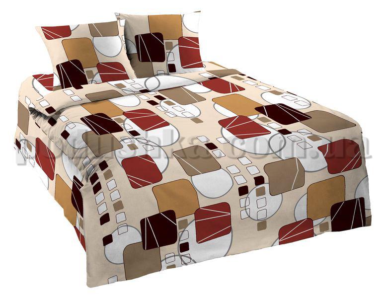 Постельное белье Шуйские ситцы Абстракция 73671