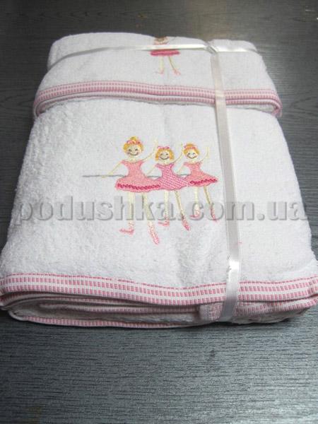 Набор махровых полотенец Mariposa Балерины