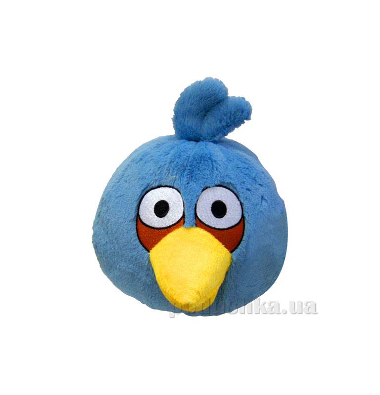 Мягкая игрушка Angry Birds птичка-синяя 90900