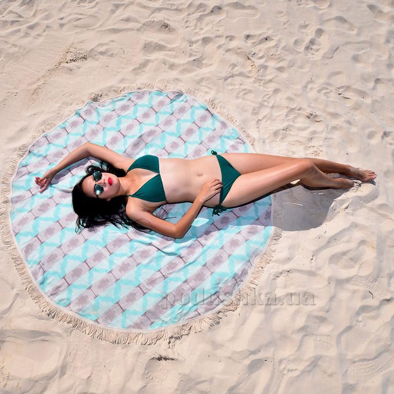 Полотенце пляжное Begonville Ripple-2   Begonville
