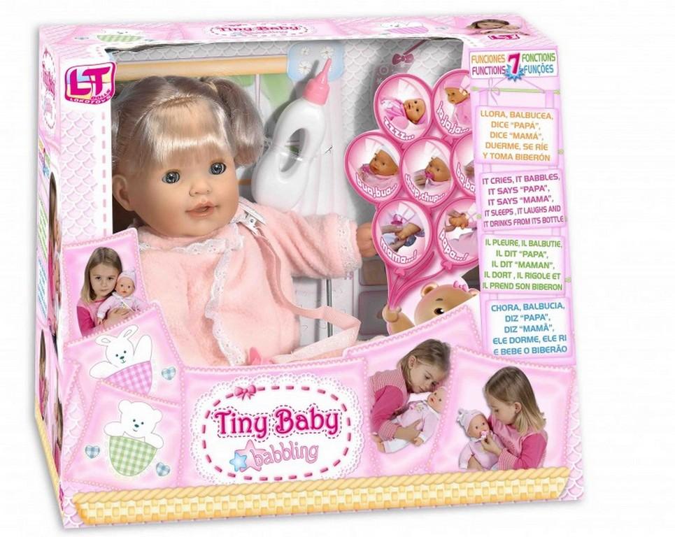 Кукла с мягким телом Loko Toys 98601 45 cм