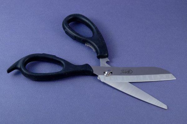 Ножницы кухонные 27 см (нерж. сталь) 6806