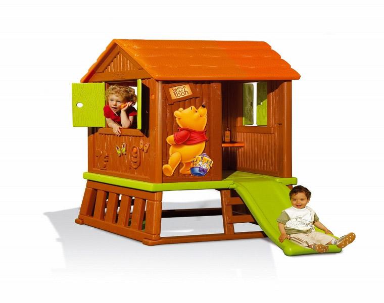 Домик с горкой Winnie the Pooh Maxi, 70 см