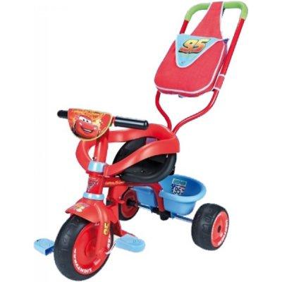 Детский велосипед Машинки