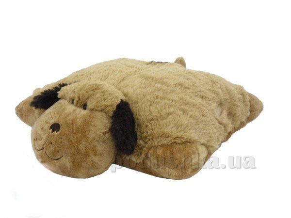 Декоративная подушка Ласковый щенок Pillow Pets 25x27x45 см  Pillow Pets