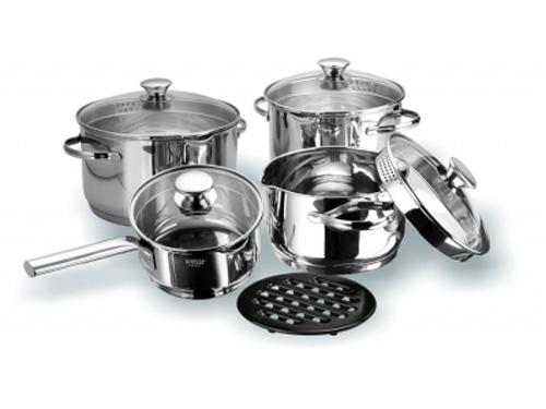 Набор посуды Vitesse VS-1028 (Petunia) 9 предметов