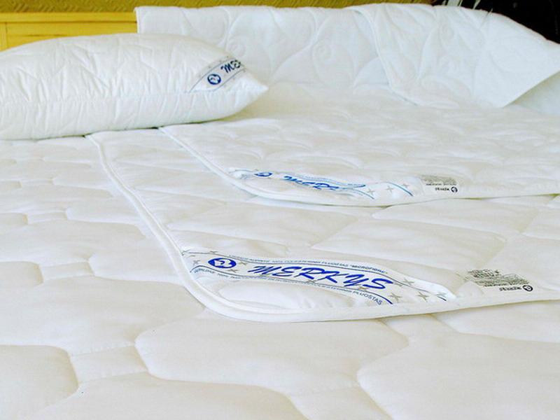 Одеяло Мerkys (микрофибра) белое