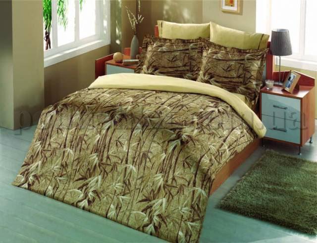 Постельное белье Bamboo Mariposa шелк-бамбук жаккард