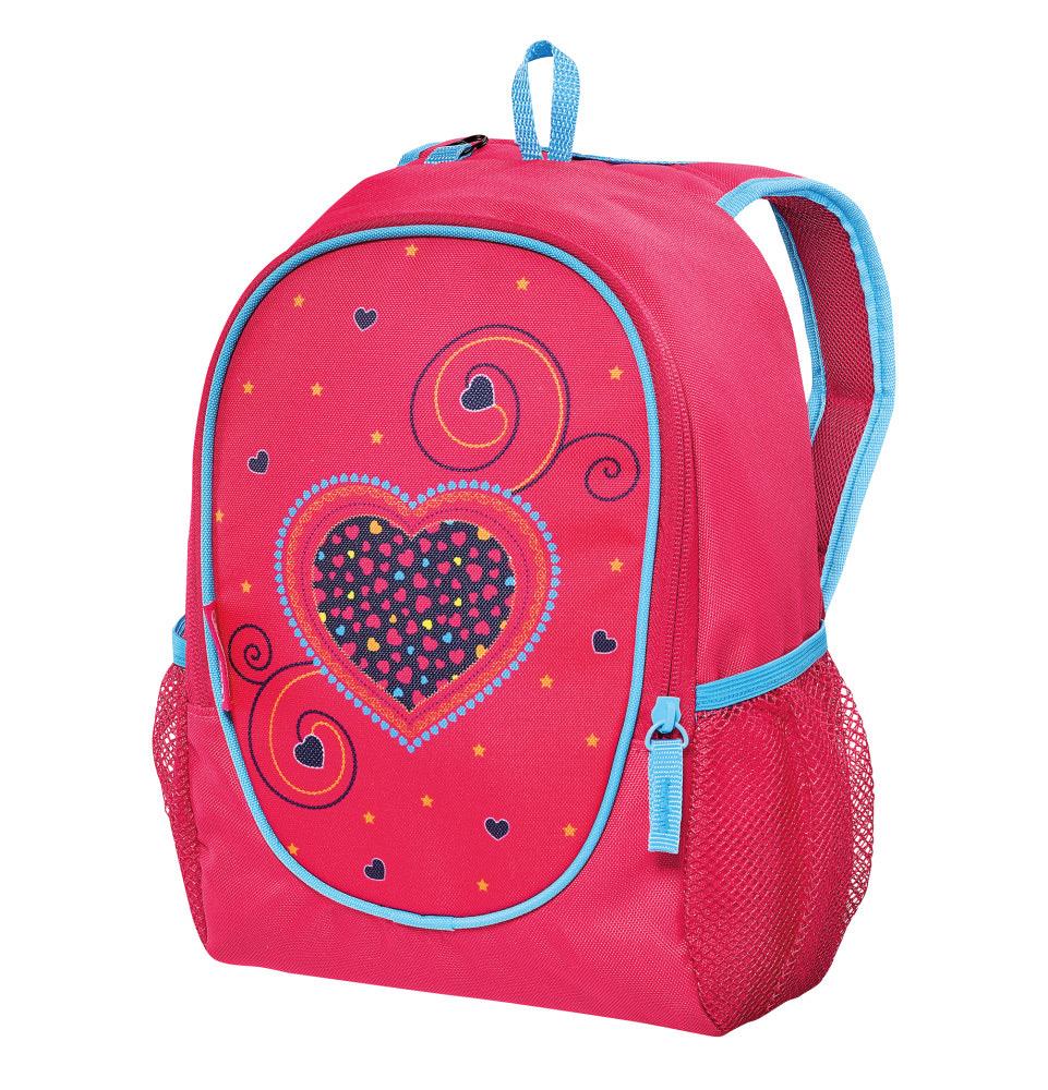69b06af00329 Рюкзак детский Herlitz ROOKIE Hearts Pink 50014125 купить в Киеве ...