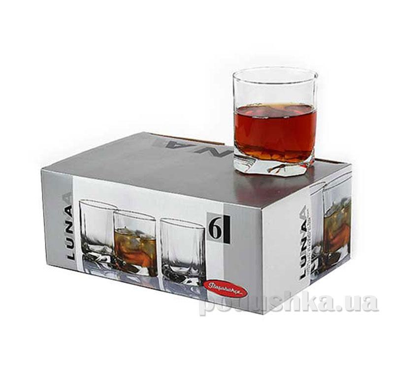 Набор стаканов Pasabahce Luna 42348 6шт 335мл   Pasabahce