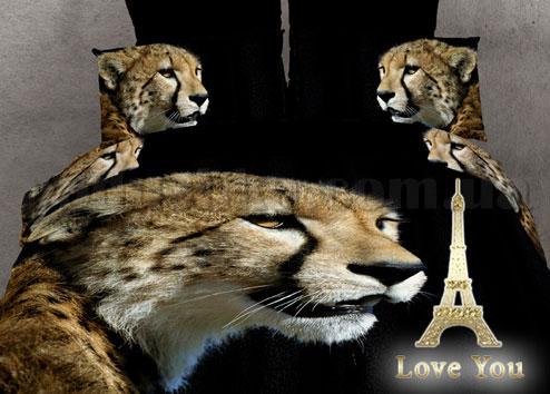 Постельное белье Love You Взгляд