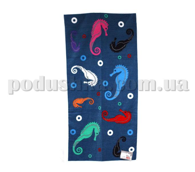 Полотенце пляжное Home line Морской конёк