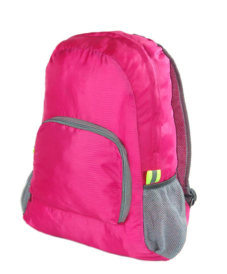 Рюкзак складной Traum 7071-11 малиновый