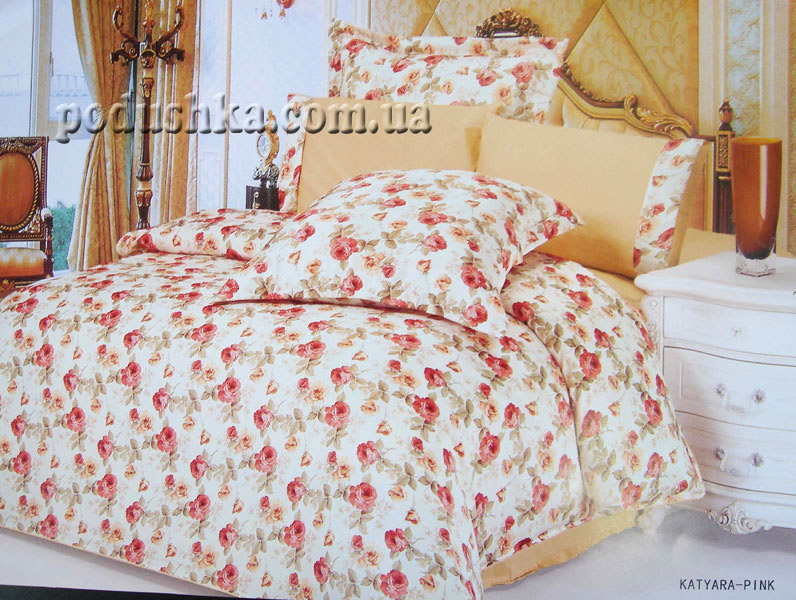 Комплект постели Katyara Pink, Le Vele
