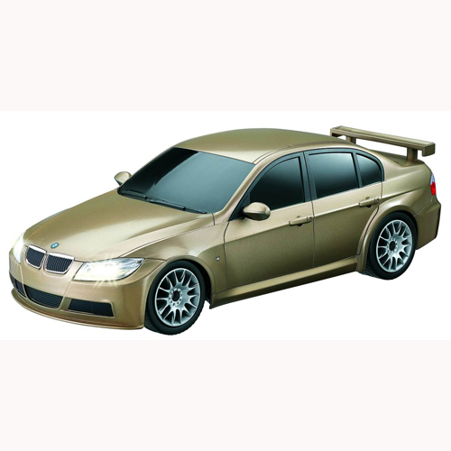 Автомобиль радиоуправляемый - BMW 320SI WTCC (песочный, 1:16)