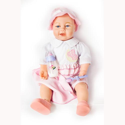 Интерактивная растущая кукла - ДАША