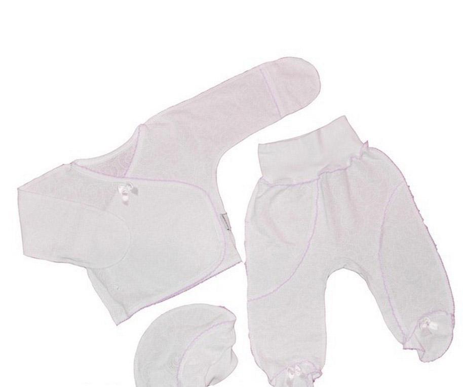 Комплект для новорожденных Нежный мир Габби 00023