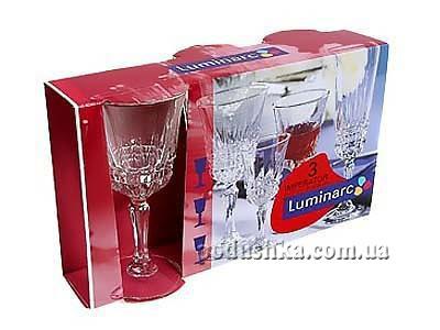 Набор Luminarc IMPERATOR 3X170 мл бокалов для вина