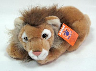 Лежачий лев, 28 см