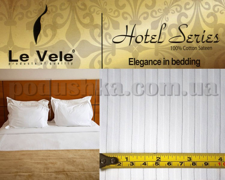 Постельное белье Le Vele серия Отель Полуторный комплект  Le Vele