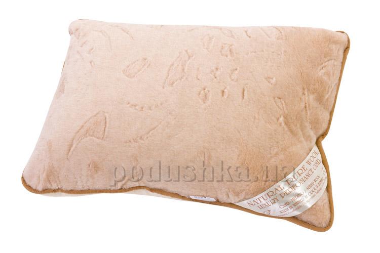Подушка меховая на молнии Merkys Emili