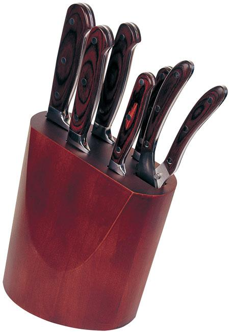 Набор ножей 7пр. PAKKA кованные в колоде BergHOFF