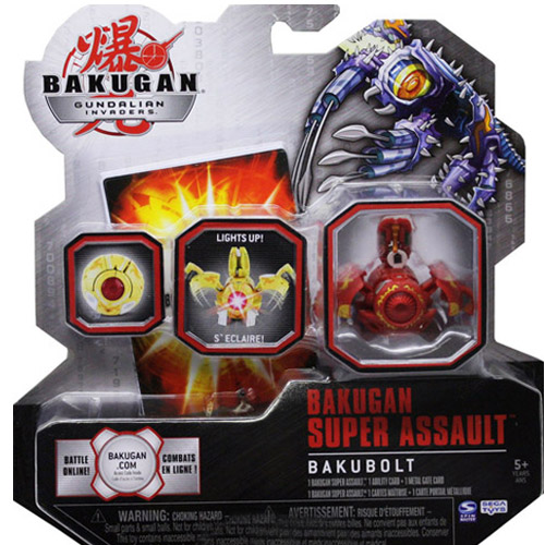 BAKUGAN SUPER ASSAULT BAKUGAN S3 (Special Attack)