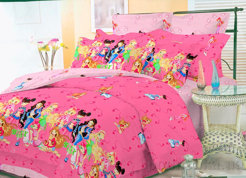 Постельное белье в детскую кроватку Вилюта 970