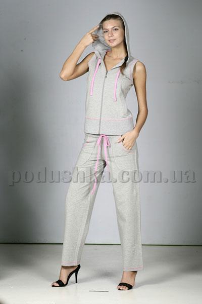 Пижама (кофта с капюшоном + брюки) LILAM'S 70-014А