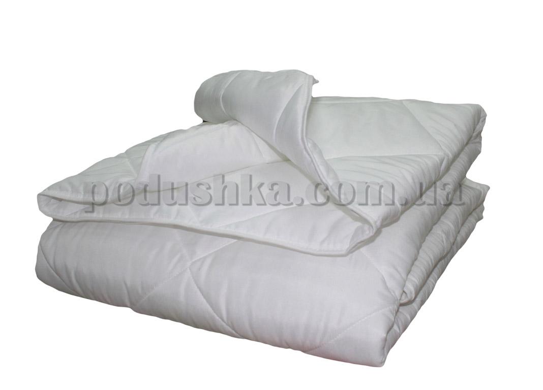 Одеяло антиаллергенное Hobby холофайбер белое
