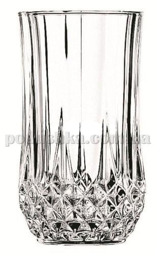 Набор стаканов высоких Cristal D Arques DIAMAX LONGCHAMP 360 мл