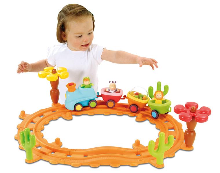 """Музыкальная игрушка """"Поезд"""" Cotoons"""